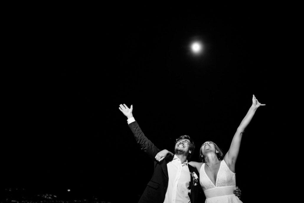 matrimonio bianco e nero